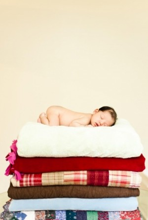 princess and the pea baby photos charleston sc