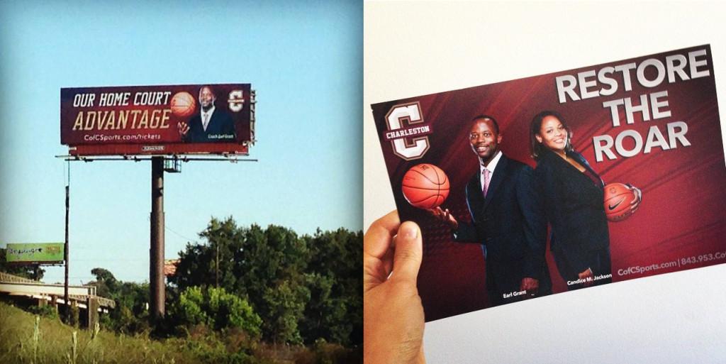 billboard and postcard sport photography