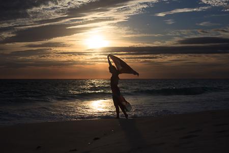 beach sunrise photos