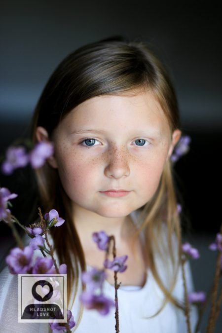 child actor girl actress headshots charleston sc