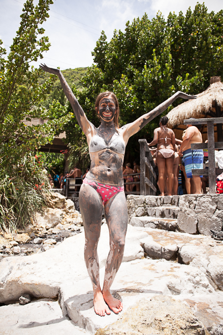soufriere mud baths