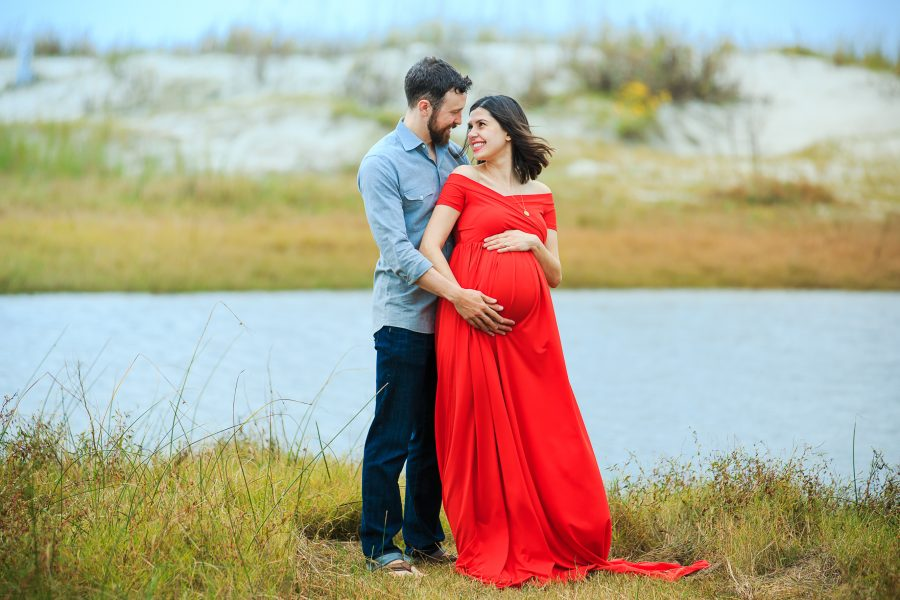 maternity photographer diana deaver charleston sc